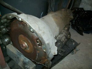 GM Turbo 400 Transmission from 1974 Jeep 4X4.