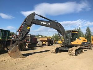 2012 Volvo EC300DL Excavator priced to sell