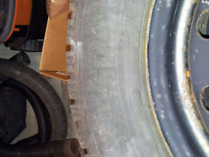 215 65 16SNOWS ON RIMS  DODGE CARAVAN 2004 ??? CALL FOR FITMAN Kitchener / Waterloo Kitchener Area image 3