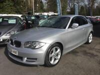 2009 BMW 1 Series 118d SE 2dr 2 door Coupe