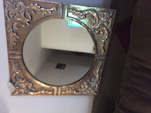 Never used mirror for sale...tag still on it.......