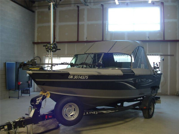 Used 2011 Lund Boat Co Co 1750 Tyee Tyee