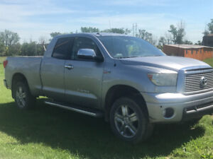 2010 Toyota Tundra.  Still for sale