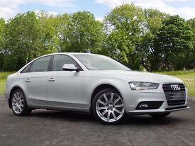 Audi A4 1.8 TFSI SE Technik 4dr (silver) 2013