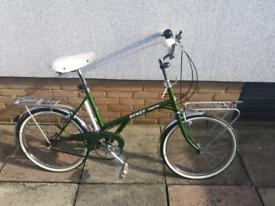 Dawes Kingpin shopper bicycle