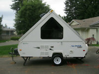 ALINER RANGER - Pop-up trailer - 2010 Off-Road model - a bargain
