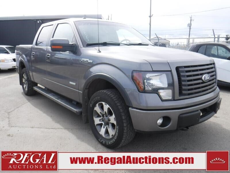 2012 ford f150 fx4 ecoboost