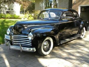 1941 Chrysler Windsor Club Coupe (certified)