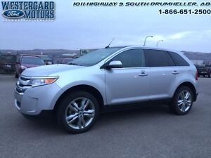 2014 Ford Edge Limited   - Low Mileage