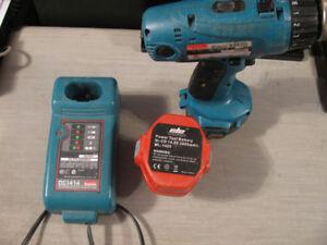 Makita  Drill , Driver 14.4Volt  Model 6337 D