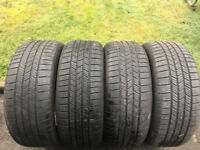 set of 275/50/20 goodyear eagle LS2 run flat tires tons of tread