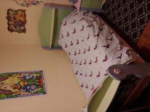 Girls 4 piece bedroom set