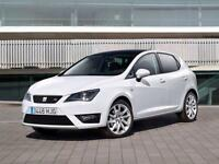 Seat Ibiza 1.2 TSI FR Tech available IMMEDIATELY for lease hire!