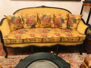 French Country Style Sofa Set - Mint Condition