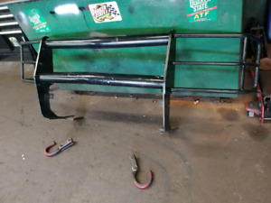 Chevrolet / gmc push bar pull bar