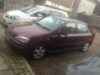 Vauxhall Astra 2002 1.6 16v