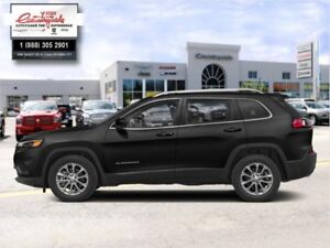2019 Jeep Cherokee Trailhawk 4x4  - Leather Seats