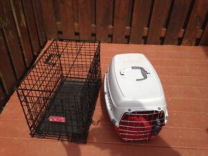 Cages pour petit chien