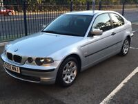 BMW 316 ti se compact BARGAIN CAR immaculate condition long MOT