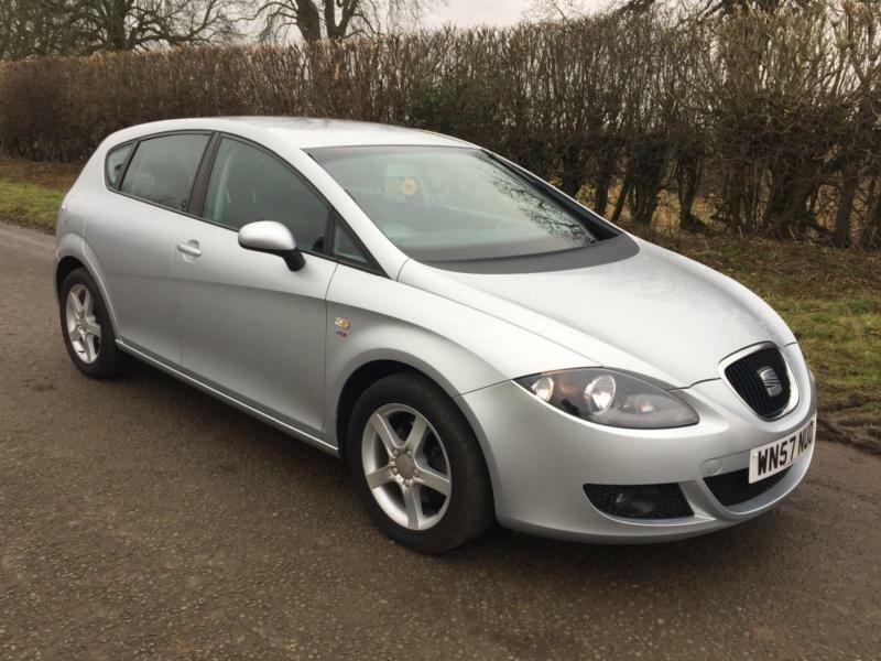 2007 seat leon 2 0tdi reference sport new mot 23 03 2018 in oxford oxfordshire gumtree. Black Bedroom Furniture Sets. Home Design Ideas