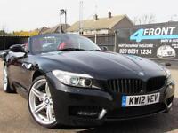 2012 BMW Z4 SDRIVE 30I M SPORT HIGHLINE EDITION AUTOMATIC PETROL CONVERTIBLE PET
