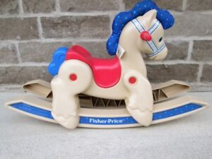 Cheval à bascule Fisher Price