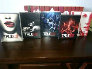 Dvd true Blood saison 1 à 5