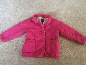 Size 2 Baby Gap Fall / Spring jacket