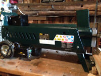 Electric Log Splitter 6.5 ton Yard Works  2.5 HP   (SOLD)