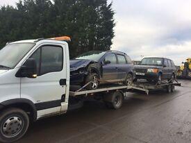 Scrap cars wanted - scrap my motor Newcastle