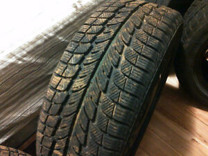 185/55/15 tires and rims 4x100 bolt $250