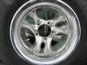 Tires and  Wheels---Show Room Condition