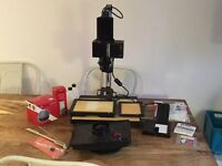 Colour enlarger and darkroom equipment