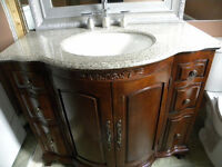 Vanite salle de bain / Bathroom vanity