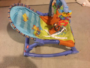 Fisher-Price Infant-to-Toddler Rocker,