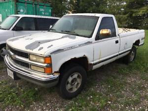 Chevrolet 1500 4x4