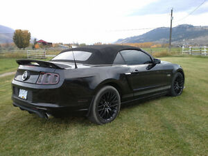 2013 Ford Mustang California Special Convertible