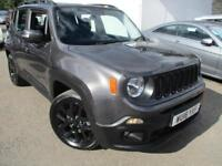 2016 JEEP RENEGADE DAWN OF JUSTICE LIMITED EDITION ESTATE PETROL