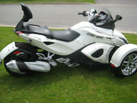 can am spyder rs 2014