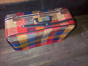 1970 VINTAGE SKYWAY FLIGHT ATTENDANT LUGGAGE