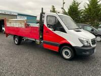 2015 Mercedes-Benz Sprinter 3.5t Chassis Cab CHASSIS CAB Diesel Manual