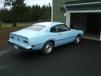 1974 FORD MAVERICK 4.1L 250-L6