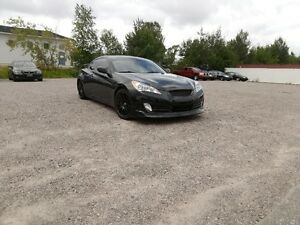 2010 Hyundai Genesis Coupe modded cheap! trades!
