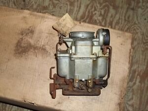 1949, 1950, 1951, 1952, 1953 and 1954 Pontiac Carburetor