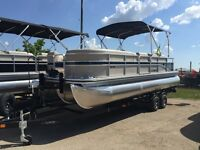 2015 Lowe Boats SF Pontoon 232 Fishing Pontoon w/150HP