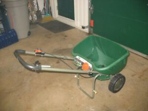 Looking for a seed spreader cheap like the picture.