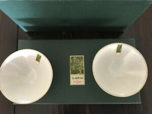 Delicate Chinese Tea cup set - for sale by original owner