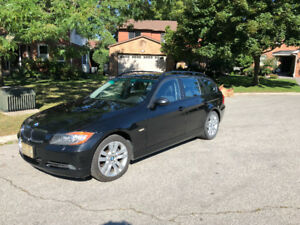 2007 BMW 3-Series 328xi Wagon, Excellent condition