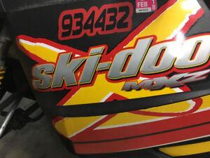 Nice sled no damage