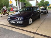 Volkswagen Golf GTI 16v ABF turbo